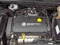 VAUXHALL ZAFIRA Z16 XER ENGINE FULLY TESTED 6 MTHS WARRANTY 58K MILES