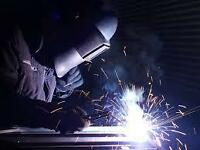 Welder required part time and full time