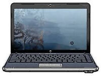 PROFESSIONALLY REFURBISHED HP PAVILION DV3 4GB RAM 250 HDD DUAL 2.2GHZ WEBCAM HDMI 6 MTH WARRANTY