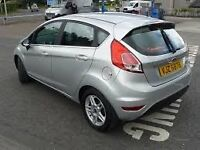 genuine 2013 ford fiesta 1.25 zetec electric side mirrors in silver