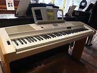 Yamaha DGX-500 Grand PORTABLE Piano Size KEYBOARD 88 Keys with STAND RRP:£600
