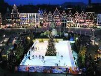German Christmas Market trip