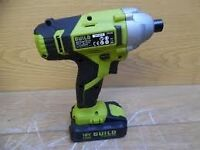18v impact driver brand new unused