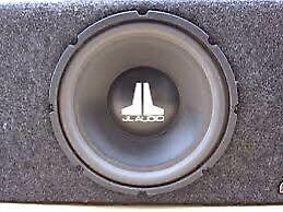 """12"""" JL Audio Subwoofer"""