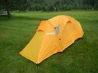 Eureka 2 person, 4 season tent