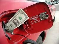 **SAVE GAS AND CASH**