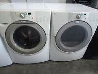 Kenmore Front Load Washer & Dryer Set - USED APPLIANCE SALE