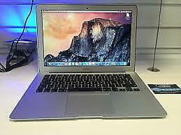 Apple MacBook Air 13 inch Core i7 1.7 Ghz 4gb Ram 128GB SSD