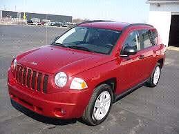 2007 jeep compas V4.AWD. no accident 113k km