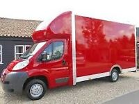 Man and Van professional Removal Service 24/7 available on short notice