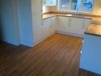 Flooring supplied and fitted in 24 HOURS!