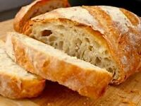 Make your own French bread