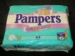 Will pay for old diapers (luvs,huggies,pampers,goodnites)