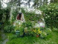 Do you have a caravan in your garden or a small room I could rent ?