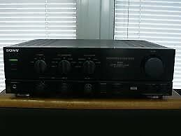 Sony TA-F120 Stereo Integrated Amplifier - *please read*