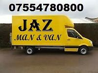 JAZ MAN AND VAN HIRE☎️REMOVAL SERVICE 🚚CHEAP-MOVING-HOUSE-DELIVERY-WASTE-CLEARANCE-RUBBISH-MOVERS