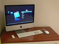 21 INCH IMAC APPLE FOR SALE LIKE NEW CONDITION FOR SALE 899