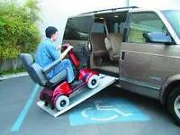 Wheelchair and Scooter Ramps $400 to $600