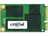 Crucial MSata 256GB SSD
