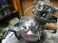 moteur honda rechercher xlxr 125 185 200
