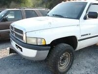 **PARTING OUT** 1994-2002 dodge cummins 2500 and 3500 trucks
