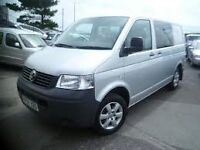 2008 VW TRANSPORTER 1.9D ALL PARTS AVAILABLE