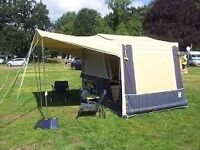 Raclet Solina 2012 Trailer Tent