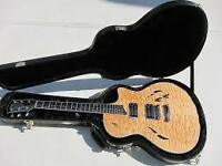 Guitar Taylor T3 Electric