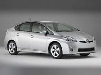 PCO Car Rent or Hire - Toyota Prius 62 plate (2012) Uber ready T SPIRIT with REVERSE CAMERA