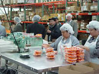 Need 10 Food helpers to work at Richmond Hill