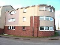 Lovely Two Bed Flat Close To Airdrie Town Centre