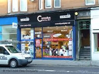 PRIME RETAIL SHOP TO LET IN SHAWLANDS - CAN BE USED AS A DELI