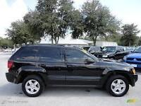 2006 Jeep Grand Cherokee 4 Door Sedan