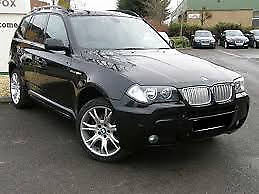 BMW X3 3.0 SD diesel twin turbo 286 bhp