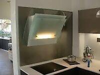 Gutmann aldemante glass extractor fan/hood.