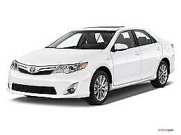 Toyota Camry Hybrid Car Rental Weekly $280 Uber X Taxify