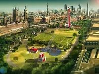 Zip World Tickets - London's new zip line! Only £18 each! Or six for £90.
