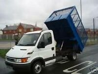 RUBBISH REMOVAL HOUSE CLEARANCE ANY WASTE ALL ITEM MAN&VAN GARDEN WASTE SAME DAY SERVICE 07795022471