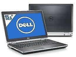 """DELL FACTORY REFURB LAPTOP SALE"" DELL E6520, I5, 4GB, 320GB, 15.6"", HDMI, KEYPAD, WEBCAM"""