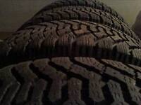 225 75 15 Winter tire on sale