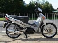 Honda 125cc innova 2009 5k miles mint