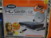 ROSS HD SATELLITE KIT