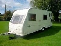 Avondale 6 berth 2002 with awning all working and very clean