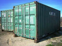 For sale Used Storage Containers Seacans