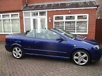 Vauxhall Astra 2.2 Convertible - Bertone Limited Edition