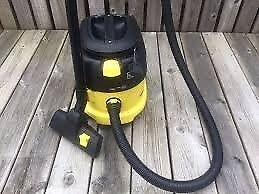 Karcher T9/1 Bp Cordless Battery Powered Only Vacuum Cleaner - Used & in Excellent Condition £95 ono