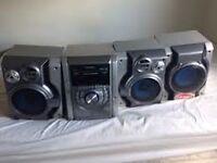 panasonic sa-ak630 hifi system works perfect but no remote