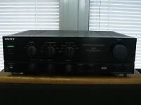 Sony TA-F120 Stereo Integrated Amplifier - *Vinyl/Phono only*