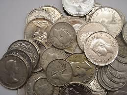 Looking for Canadian and American Silver Coins