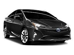 Rent a Brand New 2017 Toyota Prius from 159£/w - First week free - Uber Ready - PCO Car Hire